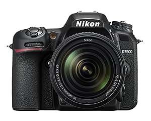 Nikon D7500 DX-format Digital SLR w/ 18-140mm VR lens