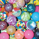 Assorted 27mm Super Bouncy Balls - 1,728 Count
