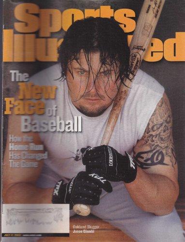 2000 Sports Illustrated Magazine - Sports Illustrated - July 17, 2000 (Volume 93, Number 3)