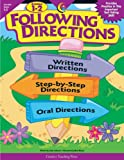 img - for Following Directions, Gr. 1-2 book / textbook / text book