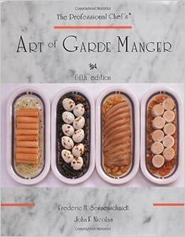 The professional chefs art of garde manger livros na amazon the professional chefs art of garde manger livros na amazon brasil 9780471284895 fandeluxe Image collections