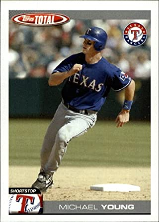 Amazoncom 2004 Topps Total Baseball Card 505 Michael
