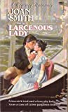 Larcenous Lady, Joan Smith, 0449212610