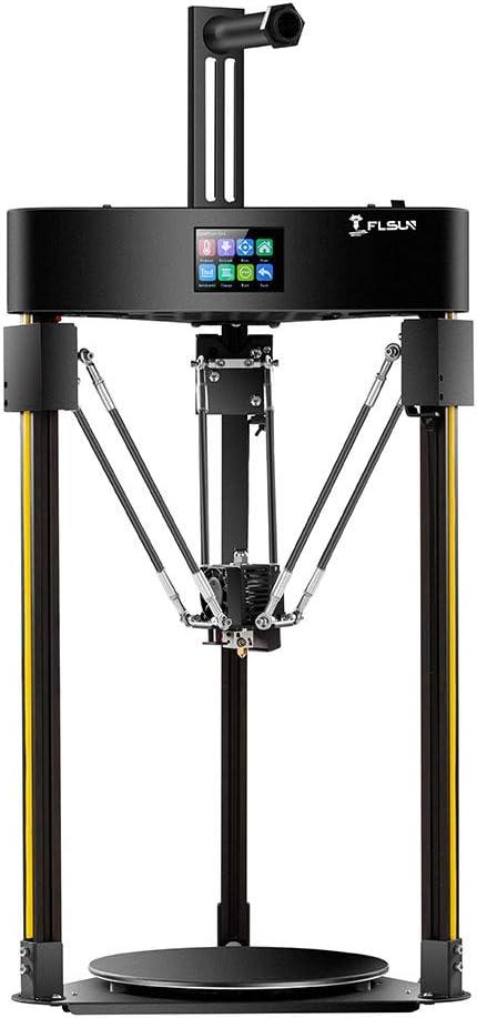 FLSUN Q5 Delta Impresora 3D Φ200x200 Tamaño de impresión ...