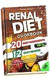 RENAL DIET COOKBOOK: Kidney disease diet with 20
