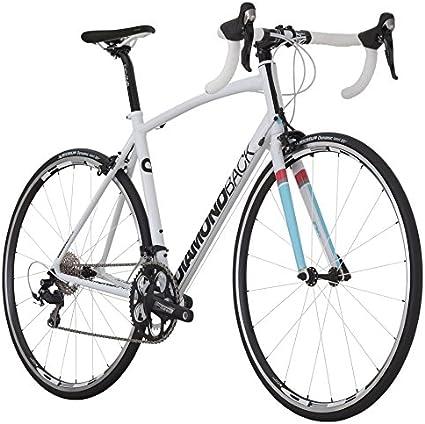 Size US 8 Diamondback Bicycles Women/'s Airen Road Shoes White// Blue 41 EU