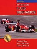 Introduction to Fluid Mechanics 6th Edition