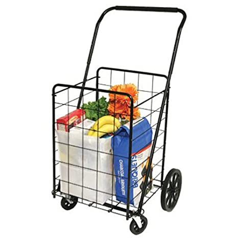 d0d6815a1155 Helping Hand Super Deluxe Swiveler Cart | Swivel Front wheels for Shopping,  Sport Events and More