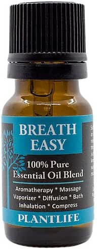 Breathe Easy - 100% Pure Essential Oil Blend