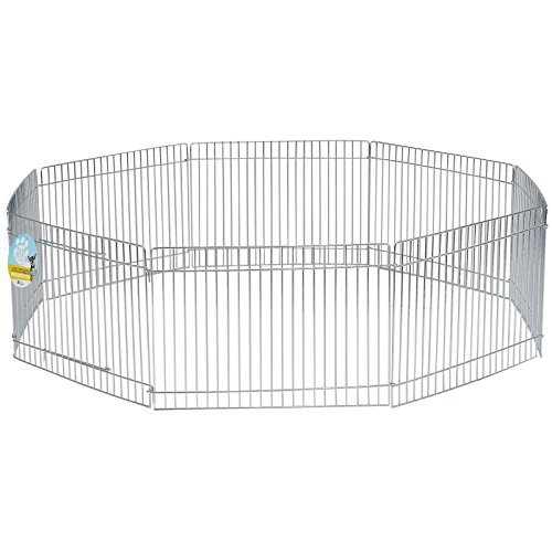 Me and My Pet Small Folding Indoor/Outdoor Playpen Cage
