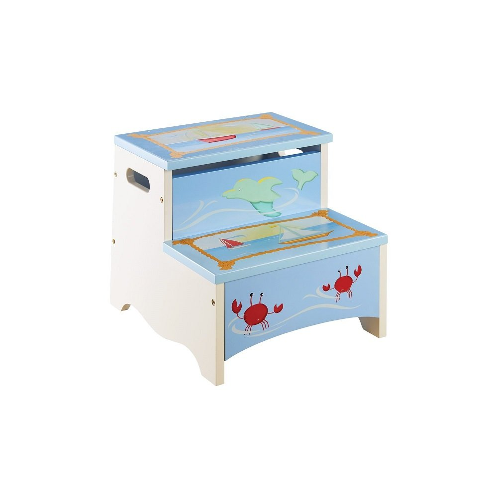 13 in. Kids Step-Up Stool GuideCraft 28674