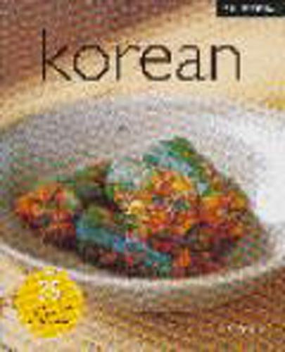 Korean (Mini Cookbooks)
