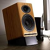 Audioengine DS2 Desktop Speaker Stands, Vibration