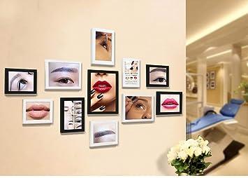 Amazon.com: Bozhiyi - Marco de fotos para escritorio, diseño ...