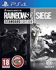 Ubisoft Tom Clancy's Rainbow Six Siege [Türkçe] [PlayStation 4 ]