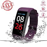 New R11 Fitness Tracker, Heart Rate Monitor, IP67 Waterproof Smart Bracelet with Camera