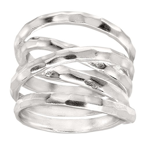 - Silpada 'Wrapped Up' Sterling Silver Ring, Size 6