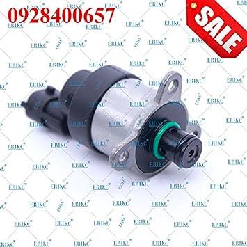 ERIKC 0928400657 SCV Common Rail diesel Fuel Pump Pressure Regulator