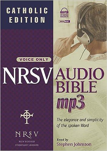 catholic audio bible
