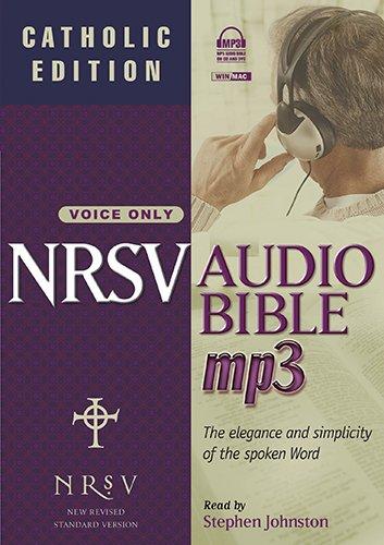 Price comparison product image NRSV Audio Bible: Catholic Edition