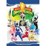 Mighty Morphin Power Rangers: The Complete Series 2017 Edition