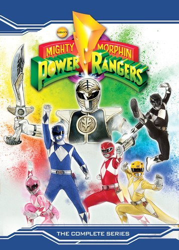 Mighty Morphin Power Rangers: The Complete Series (2017 Edition) (Rangers Set Power Dvd)
