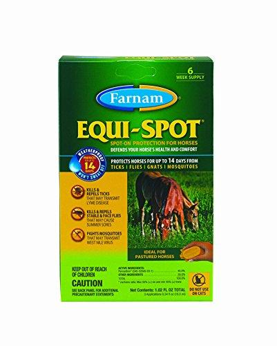 Farnam Equi-Spot Spot On Protection for Horses