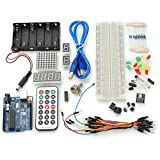 AVOLUTION Basic Starter Learning projects DIY Kit For Arduino Deep Blue + Multicolored