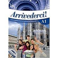 Arrivederci!: Libro + CD audio + DVD 1