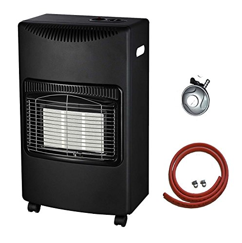 NEW CALOR 4.2kw PORTABLE HEATER FREE STANDING HEATING CABINET BUTANE GAS...