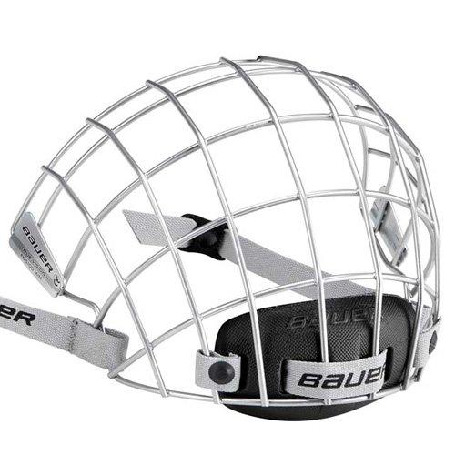 Bauer Kinder Gitter für Eishockeyhelm 5100 Facemask, True Vision, S, 1038471