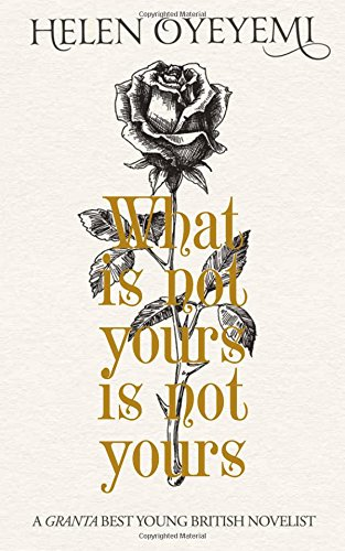 What Is Not Yours UK cover