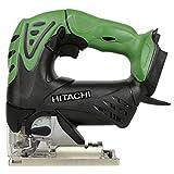 "Hitachi CJ14DSL 5-5/16"" 14.4V Li-Ion Cordless Jig Saw - 2 Pack"