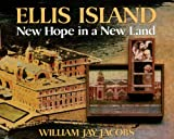 img - for Ellis Island: New Hope in a New Land book / textbook / text book