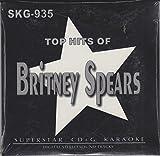 Britney Spears Greatest Hits Karaoke CD+G Superstar Sound Tracks