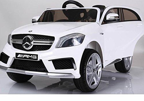 Kinderfahrzeug Mercedes A45 Weiß