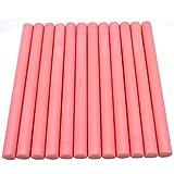 Pink Sealing Wax Glue Gun Sticks for Homemade Sealing Wax Seals - 12 Sticks