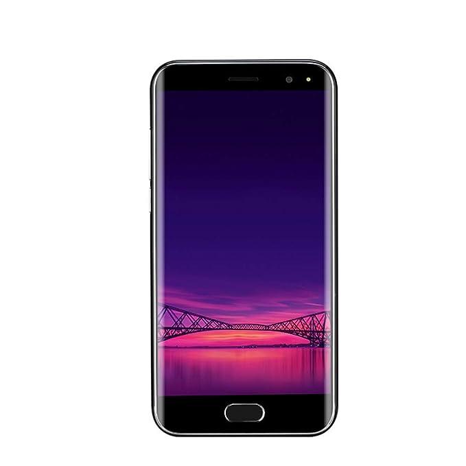 Amazon.com: Teléfono móvil con doble SIM de 5,0 pulgadas ...