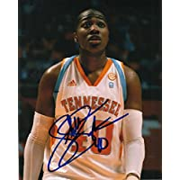 fan products of SHEKINNA STRICKLEN signed (CONNECTICUT SUN) WNBA basketball 8X10 photo W/COA #2 - Autographed College Photos