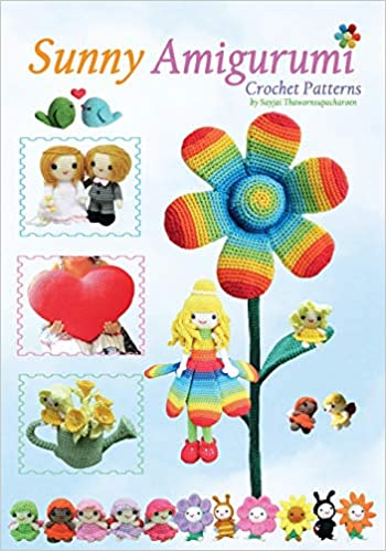 Amazon.com: Little Girls Amigurumi Crochet Pattern (Easy Crochet ... | 499x350