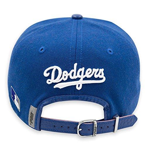 Baseball Dodgers Men's MLB Hat Strapback Brooklyn Pro Jersey Standard Script w0Unpg