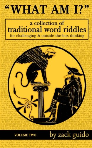 Download What Am I?: A Collection Of Traditional Word Riddles - Volume Two (Volume 2) pdf