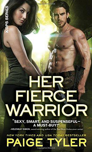 Her Fierce Warrior (X-Ops)
