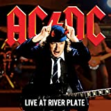 AC/DC Live At River Plate ( Limited Edition Red Vinyl 3 LP Set)
