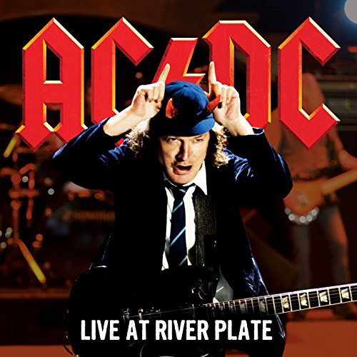 Price comparison product image AC/DC Live At River Plate ( Limited Edition Red Vinyl 3 LP Set)