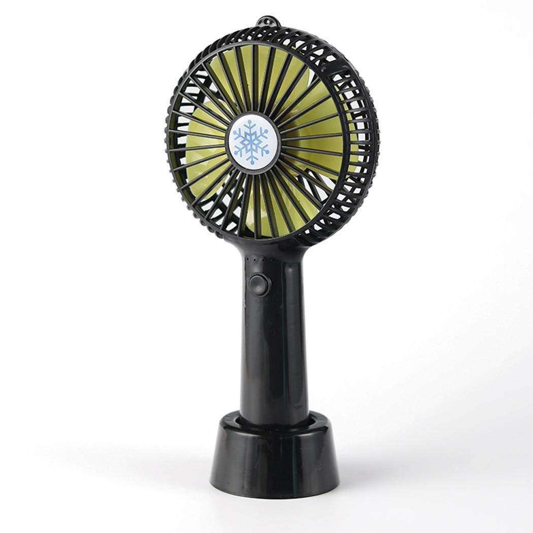 Miuniu Battery Fan Personal portable mini cooling 3 speed fan with USB data for indoor/outdoor