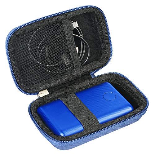 Khanka Harde tas beschermhoes voor Anker Powerbank PowerCore 10000mAh 10000 de kleine en lichte externe batterij…