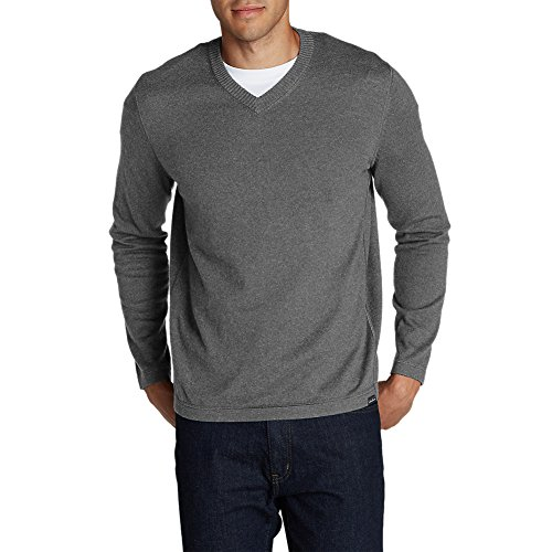 Cheap Eddie Bauer Men's Talus V-Neck Sweater supplier