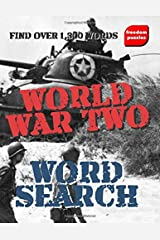 World War Two Word Search: WW2 Puzzle Book for History Fans Paperback