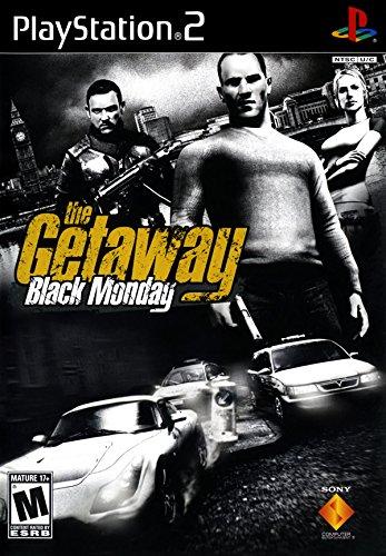 The Getaway  Black Monday   Playstation 2